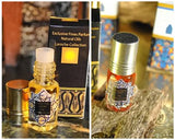 Osta molemmat & tallenna! Combo Set - Egyptian Musk Superior 3ml / Egyptian Musk Red 3ml