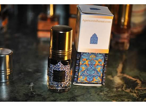 Black Ambergris Ocean Indien 3ml & Ambergris Or Blanc 3ml