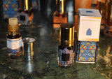 Buy the Combo Set and Save! *2-in-1* Black Ambergris Oil 'Indian Ocean' 3ml & Ambergris Ambre Rose 3ml.