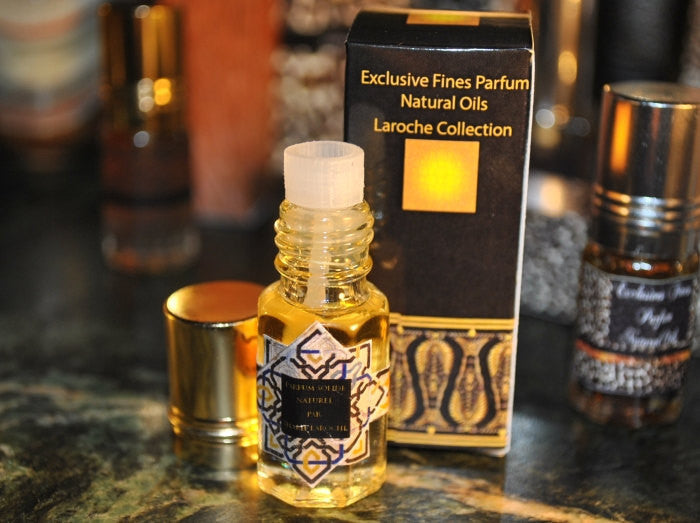 Egyptisk vit Nile Natural Perfume 3ml