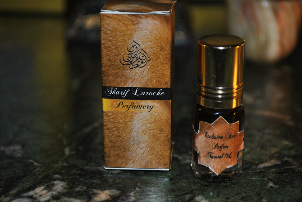 Royal Black Musk 3ml Indian Deer Musk Oil