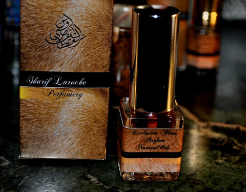 Misk Al Amir Natural Tree Perfume 7ml