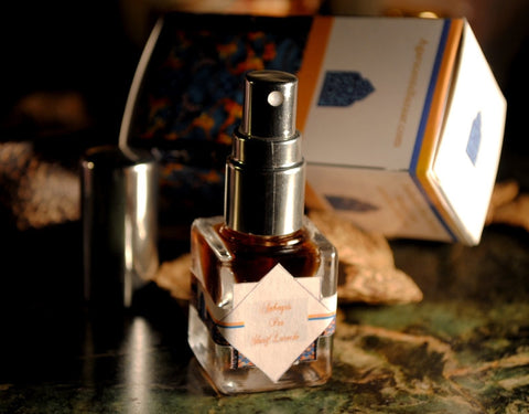 Anbar Al Ambre và Ashab Natural Perfum Spray 7ml