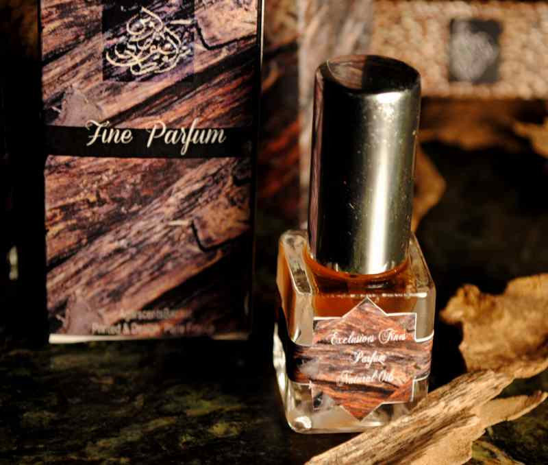 Hindi Dhen Al Oudh Spray de parfum naturel solide 7 ml
