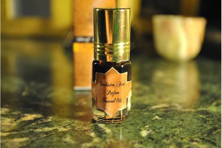 Amber Musk Ultimate 3ml - Olio di profumo arabo
