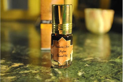 Amber Musk Ultimate 3ml - Arabisk parfymolja