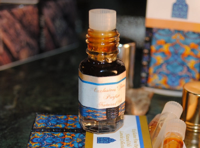Free Bonus Gift! Amber Al Oudh Superior 3ml (+Soul of Rose 3ml)