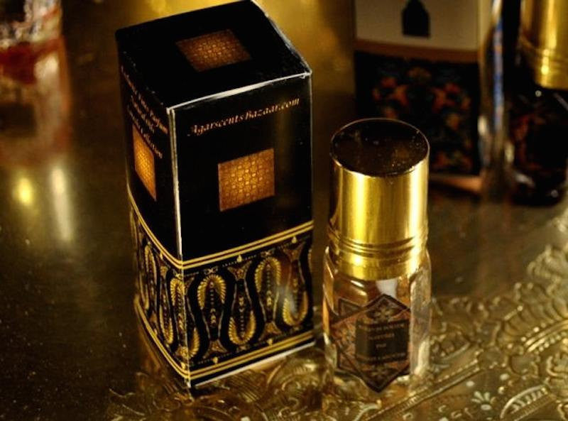Attar Rayhan India lilleseemned 3ml Arabian Oud Oil Perfume