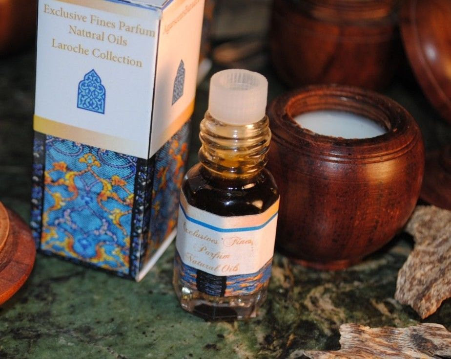 Amber Al Oud Natural Perfume 3ml - Perfume Bazaar Collection