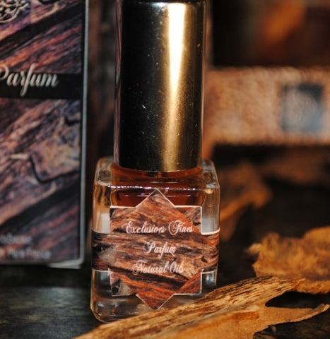 Ambergris Al Oud Spray de parfum naturel solide 7ml