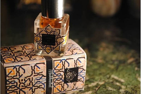 Ambergris Al Ambre Rose Perfume Spray 7ml