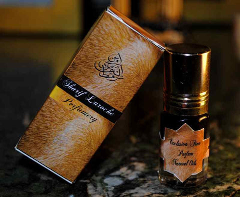 Dhen Musk Black Natural Perfume 3ml