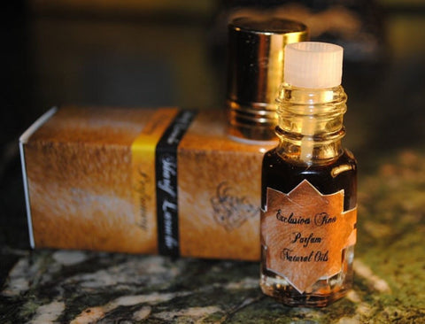Agar Musk 3ml - Buy Natural Musk Perfume Oil Online