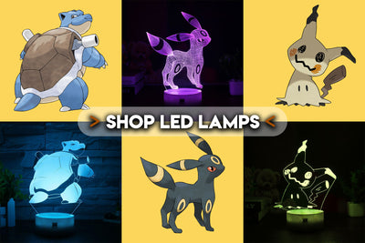 shop pokemon led lamps at thekantocenter