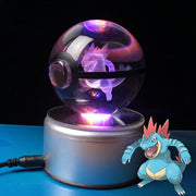 Feraligatr Pokemon Crystal Pokeball