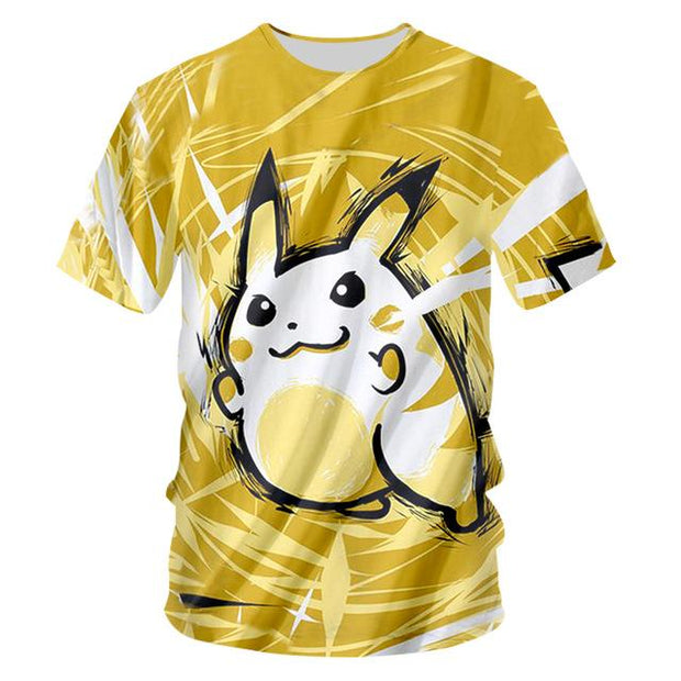 Pikachu Power TopT-ShirtS