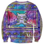 Ancient Mew TopSweaterPurpleS