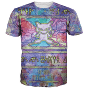 Ancient Mew TopT-ShirtPurpleS
