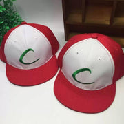 pokemon ash ketchum first trainer hat