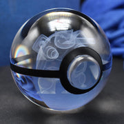 Blastoise Pokemon Crystal Pokeball