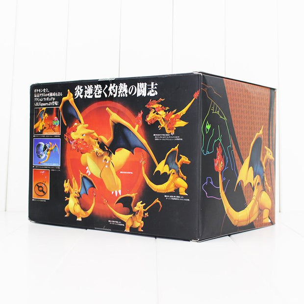 pokemon charizard collectors figure toy front of box
