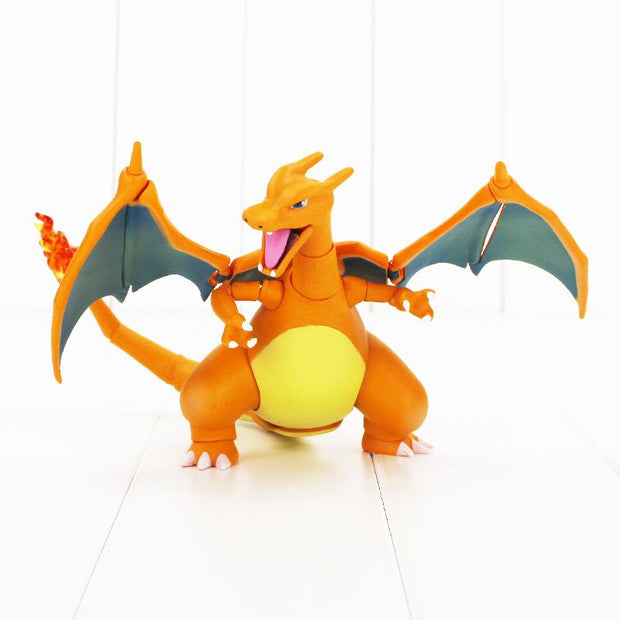 pokemon charizard collectors figure toy roaring
