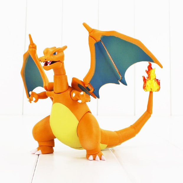 pokemon charizard collectors figure toy