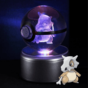 pokemon cubone crystal pokeball