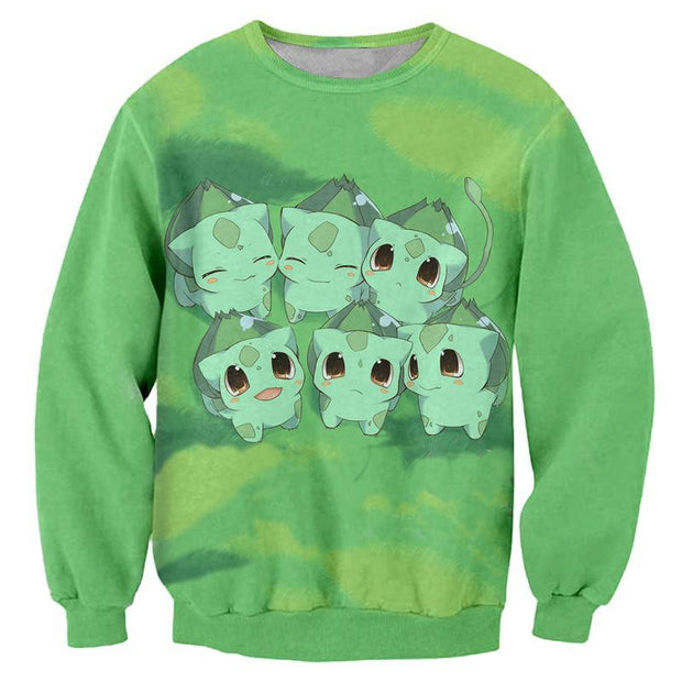 Bulbasaur Cuties Top