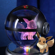 pokemon eevee crystal pokeball