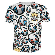 pokemon eggscellent togepi t-shirt top
