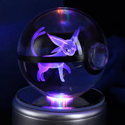 Espeon Pokemon Crystal Pokeball