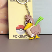 pokemon farfetch'd 3d keychain