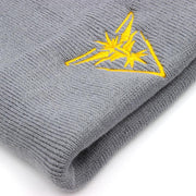 pokemon go team instinct beanie close up
