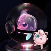 pokemon jigglypuff crystal pokeball