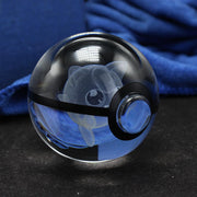 Jigglypuff Pokemon Crystal Pokeball