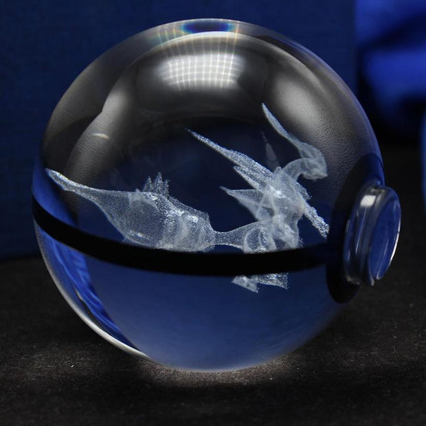 Kyurem Pokemon Crystal Pokeball