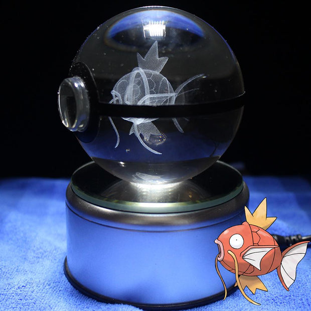 Magikarp Pokemon Crystal Pokeball