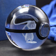 Mew Pokemon Crystal Pokeball