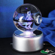 Mewtwo Pokemon Crystal Pokeball
