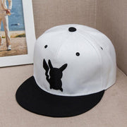 Pikachu Icon Snapback Hats