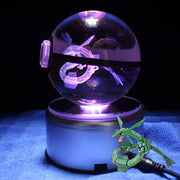 pokemon rayquaza crystal pokeball