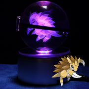 Sandslash Pokemon Crystal Pokeball