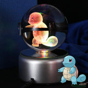 Squirtle Pokemon Crystal Pokeball