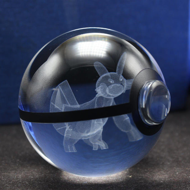 Swampert Pokemon Crystal Pokeball