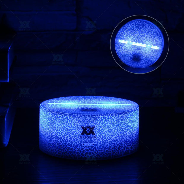 Team Mystic LED Lamp