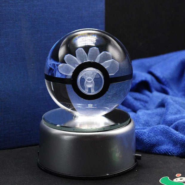 Vulpix Pokemon Crystal Pokeball