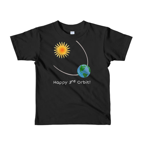 Happy 3rd Orbit! Birthday Tee