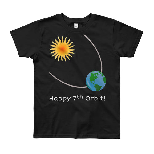 Happy 7th Orbit! Birthday Shirt