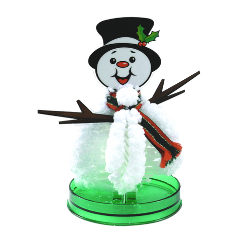 MOQ:24 Magic Growers - Snowman